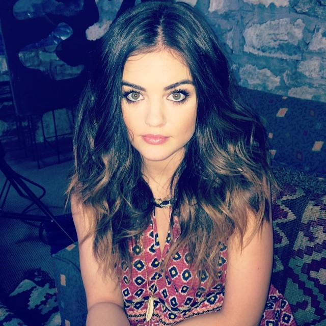 "Lucy Hale More Open to ""Crazier"" Beauty Experiments"