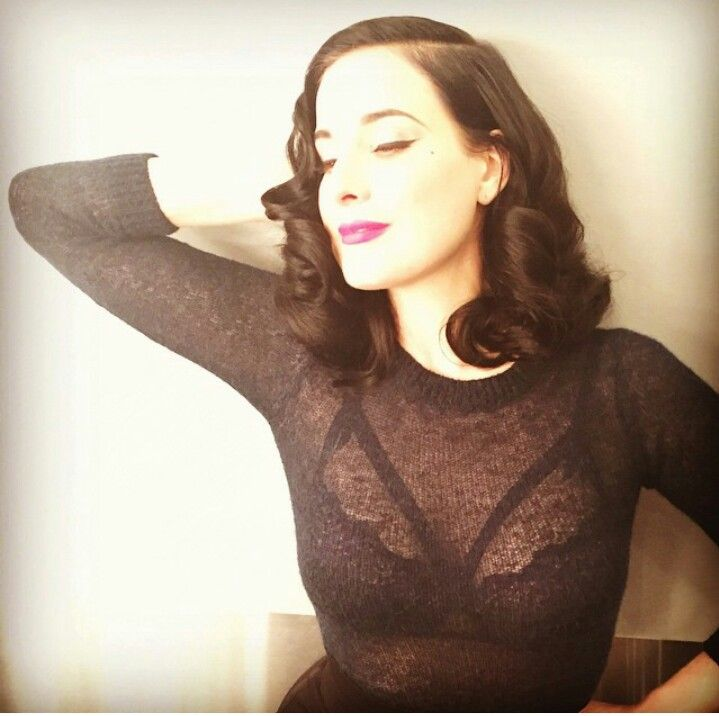 Dita Von Teese Shares Her Beauty Secrets & Essentials