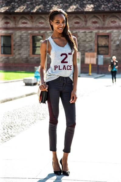 How to Wear the Spring_Summer 2015 Sports Chic Trend_2
