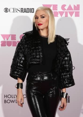 Gwen Stefani Loves to Wear the Clothes She Designs_1