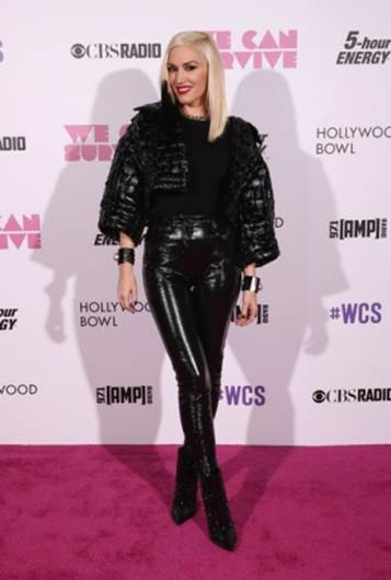 Gwen Stefani Loves to Wear the Clothes She Designs_2
