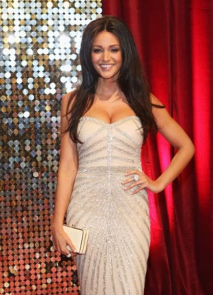 Michelle Keegan Talks Lipsy Design Inspiration & Christmas Dressing_1