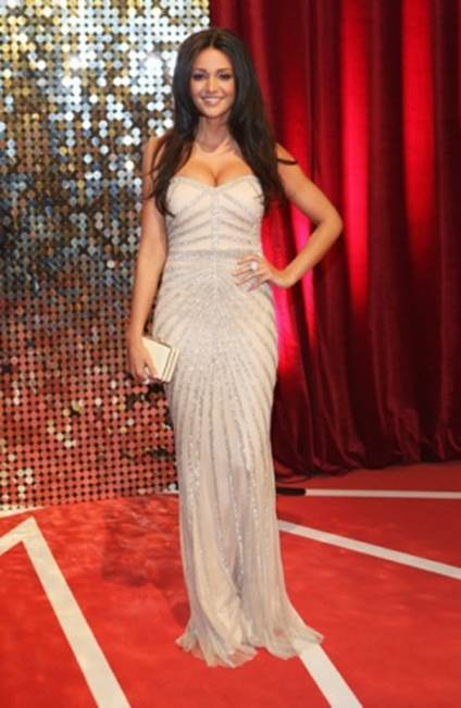 Michelle Keegan Talks Lipsy Design Inspiration & Christmas Dressing_2