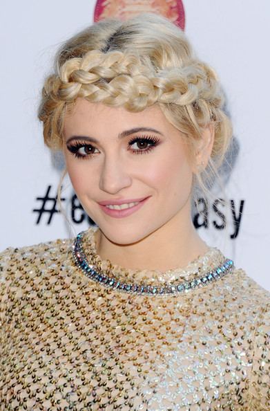 Pixie Lott Comments on Spring/Summer Fashion Trends
