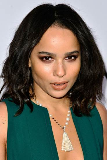 5 of Zoe Kravitz's Top Beauty Secrets