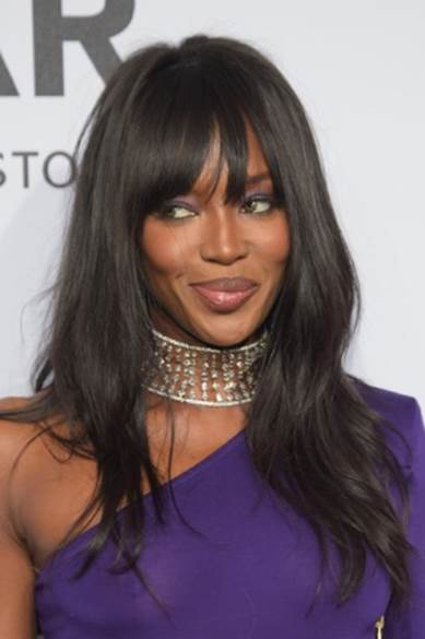 Naomi Campbell Amazed by 'Fashion for Relief' Support