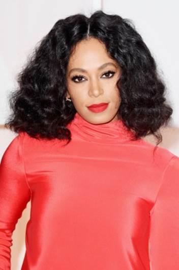5 of Solange Knowles' Top Makeup, Skin & Hair Secrets