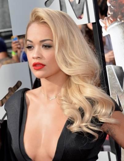 5 of Rita Ora's Top Makeup Application Tips