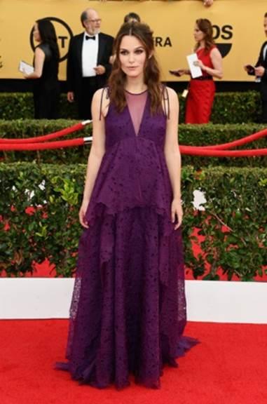 "Keira Knightley's Fashion Ethos: ""Break the Rules"""