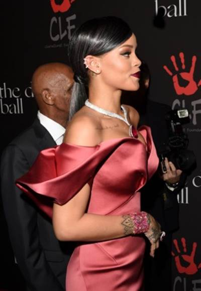Rihanna Selects Her Favourite Red Carpet Looks