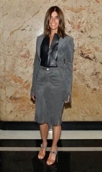 Carine Roitfeld Thinks Gigi Hadid Can Become Top Model