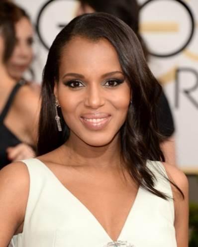 5 of Kerry Washington's Best Makeup& Skin Secrets