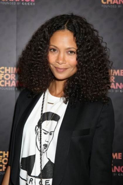 Thandie Newton Inspired by Stevie Nicks' Bohemian Style