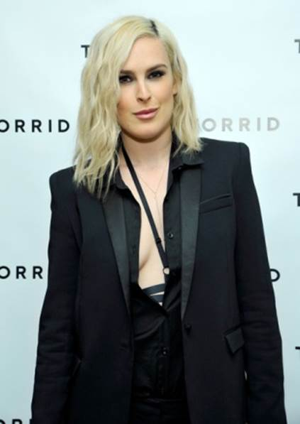 Rumer Willis Slams Fashion Brand For Heavily Photoshopping Her Appearance
