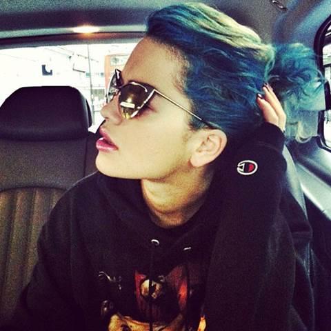 Rita Ora Talks Perfecting Her Lipstick Application