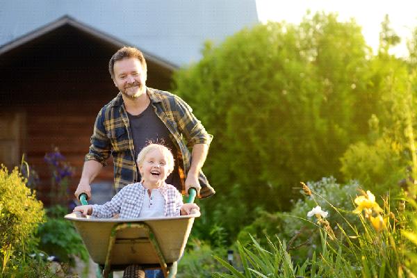 10 Ways to Make Gardening Fun for Kids